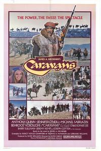 Caravans - 27 x 40 Movie Poster - Style A