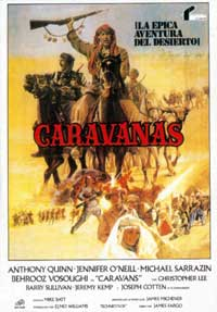 Caravans - 27 x 40 Movie Poster - Spanish Style A