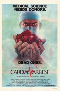 Cardiac Arrest - 27 x 40 Movie Poster - Style A