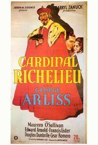 Cardinal Richelieu - 27 x 40 Movie Poster - Style A
