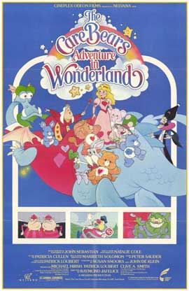 Care Bears Adventure in Wonderland - 11 x 17 Movie Poster - Style A
