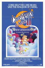 Care Bears Movie II A New Generation - 27 x 40 Movie Poster - Style A