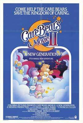 Care Bears Movie II A New Generation - 11 x 17 Movie Poster - Style A