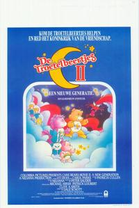 Care Bears Movie II A New Generation - 11 x 17 Movie Poster - Belgian Style A