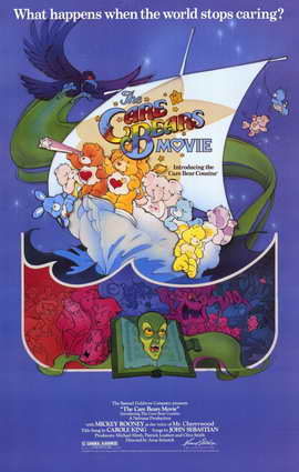 Care Bears Movie - 11 x 17 Movie Poster - Style A