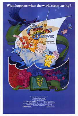 Care Bears Movie - 27 x 40 Movie Poster - Style A