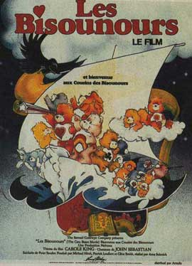 Care Bears Movie - 11 x 17 Movie Poster - French Style A