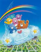 Care Bears - 43 x 62 Movie Poster - Bus Shelter Style A