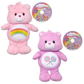 Care Bears - Classic Plush with DVD Wave 1 Set