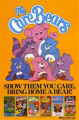 Care Bears Videos - 11 x 17 Movie Poster - Style A