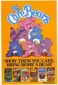 Care Bears Videos - 27 x 40 Movie Poster - Style A