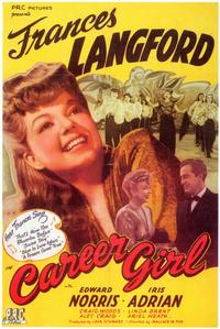 Career Girl - 11 x 17 Movie Poster - Style A