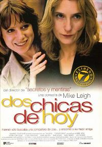 Career Girls - 11 x 17 Movie Poster - Spanish Style A