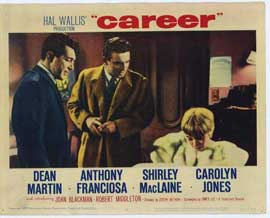 Career - 11 x 14 Movie Poster - Style H