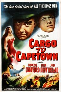 Cargo to Capetown - 27 x 40 Movie Poster - Style A