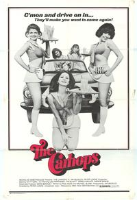 Carhops - 11 x 17 Movie Poster - Style A