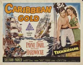 Caribbean - 22 x 28 Movie Poster - Half Sheet Style B