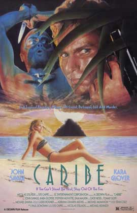 Caribe - 11 x 17 Movie Poster - Style A