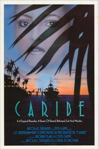 Caribe - 11 x 17 Movie Poster - Style B
