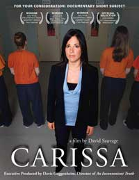 Carissa - 11 x 17 Movie Poster - Style A