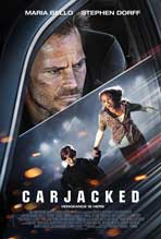 Carjacked - 11 x 17 Movie Poster - Style A