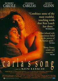 Carla's Song - 27 x 40 Movie Poster - Style A