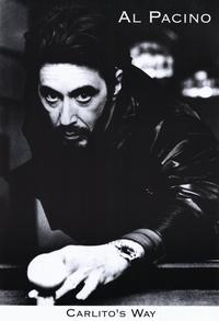 Carlito's Way - 11 x 17 Movie Poster - Style A