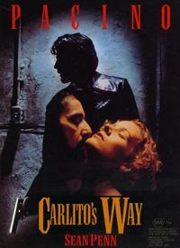 Carlito's Way - 11 x 17 Movie Poster - Style C