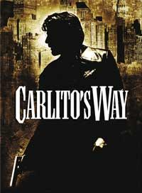 Carlito's Way - 27 x 40 Movie Poster - Style B