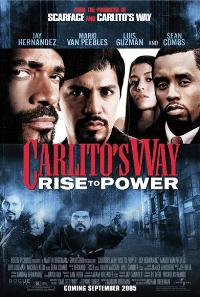 Carlito's Way: Rise to Power - 11 x 17 Movie Poster - Style B