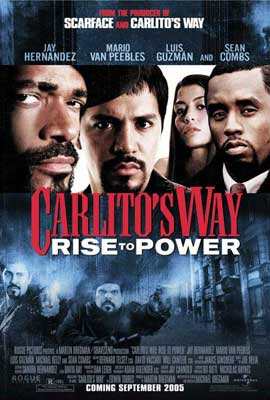 Carlito's Way: Rise to Power - 27 x 40 Movie Poster - Style B