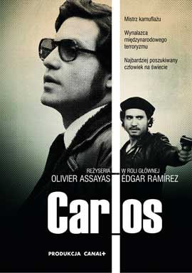Carlos (TV) - 11 x 17 Movie Poster - Polish Style C