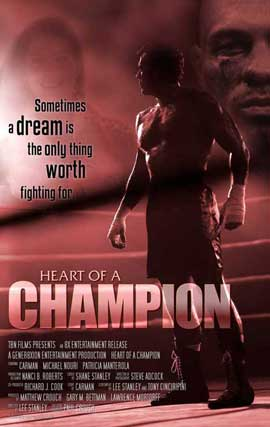 Carman: The Champion - 11 x 17 Movie Poster - Style A