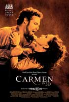 Carmen 3D - 11 x 17 Movie Poster - Style A