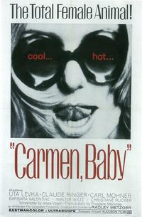 Carmen, Baby - 11 x 17 Movie Poster - Style B