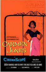 Carmen Jones - 11 x 17 Movie Poster - Style A