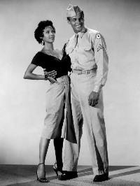 Carmen Jones - 8 x 10 B&W Photo #1