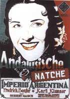 Carmen, la de Triana - 11 x 17 Movie Poster - German Style A