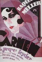 Carmen - 11 x 17 Movie Poster - French Style B