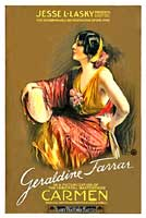 Carmen - 11 x 17 Movie Poster - Style C