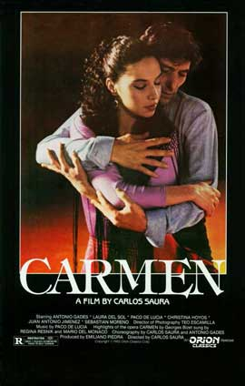 Carmen - 11 x 17 Movie Poster - Style A