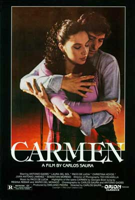Carmen - 27 x 40 Movie Poster - Style A