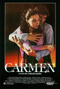 Carmen - 43 x 62 Movie Poster - Bus Shelter Style A