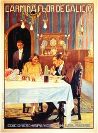 Carmina Flor de Galicia - 27 x 40 Movie Poster - Spanish Style A