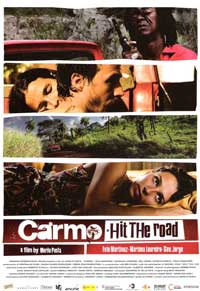 Carmo, Hit the Road - 27 x 40 Movie Poster - UK Style A