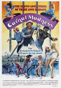 Carnal Madness - 43 x 62 Movie Poster - Bus Shelter Style A