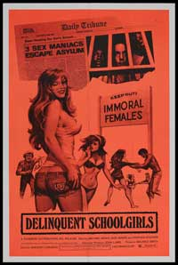 Carnal Madness - 43 x 62 Movie Poster - Bus Shelter Style B