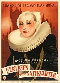 Carnival in Flanders - 11 x 17 Movie Poster - Swedish Style A