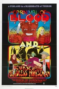 Carnival Of Blood - 11 x 17 Movie Poster - Style A