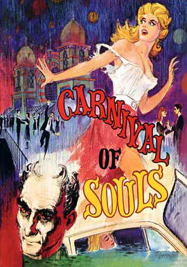 Carnival of Souls - 11 x 17 Movie Poster - Style C